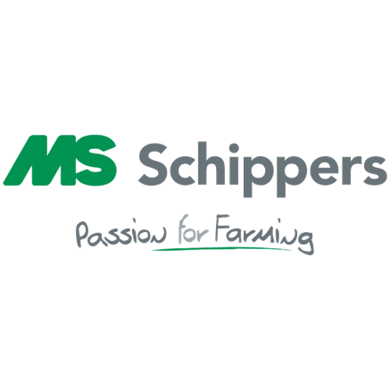 MS Schippers Logo Transparant