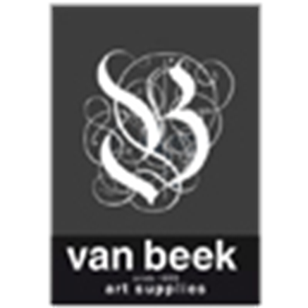 Van Beek Art Supplies Logo